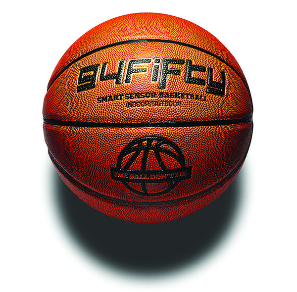 94fifty basketball The future of 94fifty the technology being employed in the 94fifty basketball is still quite new, but you can imagine the possibilities to come because the sensor technology in the ball is so important, it's hard to imagine it being in a basketball or golf ball, but you could envision it in something like a soccer ball.
